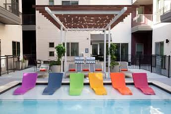 Pool, FLORA Apartments, 0