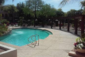 Pool, Riverwalk Condominiums, 2
