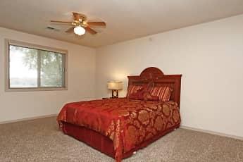 Bedroom, The Kingston Green, 2