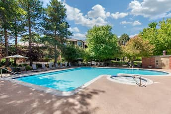 Pool, Canyon Chase Apartments, 0