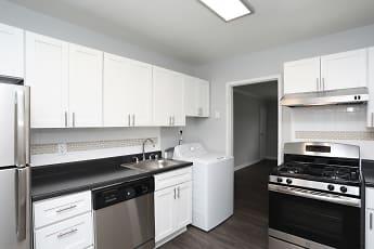 Kitchen, The Melrose, 0