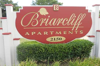 Community Signage, Briarcliff Apartments, 0