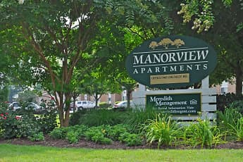 Community Signage, Manor View, 2
