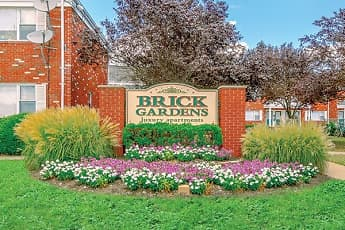 Community Signage, Brick Gardens, 0