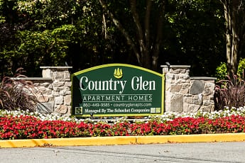 Community Signage, Country Glen, 2