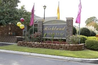 Community Signage, Richland Terrace, 0
