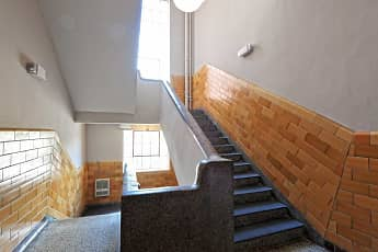Foyer, Entryway, Hopewell Lofts, 1