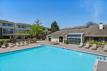 Pool, Regency Club Townhomes & Apartments, 1