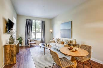 Living Room, Pine Street Flats, 0