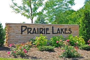 Community Signage, Prairie Lakes Apartments, 0