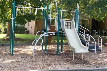 Playground, Brookwood Apartments, 2