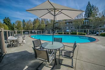 Pool, Creekside Apartments, 0
