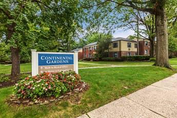 Community Signage, Continental Gardens, 0