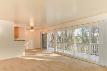 Living Room, Bayo Vista Apartments, 0