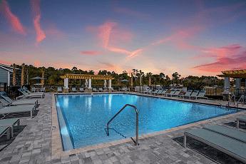 Pool, 500 East Apartments, 0
