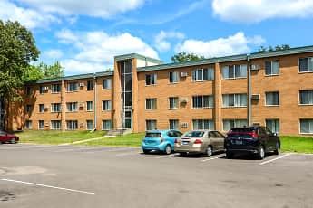 Building, Huntington Place, 0
