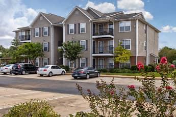 Building, Park Residences Bienville Apartments, 1