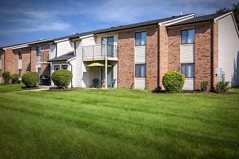 Building, Emerson Village Apartments, 0