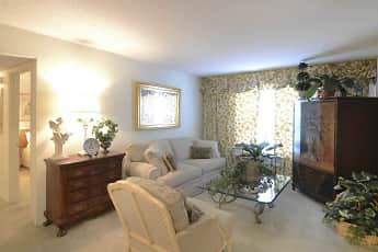 Living Room, Ridgeway Terrace, 0