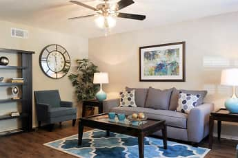Living Room, Pointe South Townhomes, 0