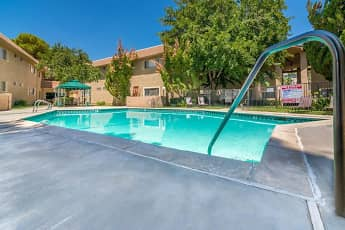 Pool, Racquet Club Apartments, 1