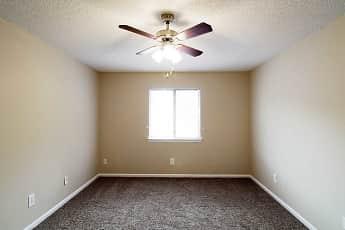 Bedroom, Pelican Point Apartments, 2