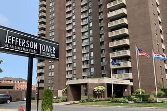Jefferson Tower Apartments, 0