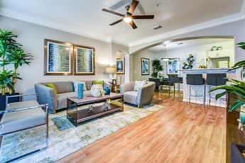 Living Room, Timberlakes At Atascocita, 0