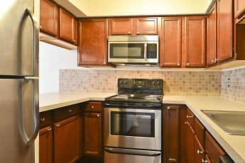 Kitchen, Laurelwood Apartments, 0