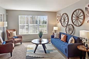 Living Room, Habitat at Fort Collins, 0