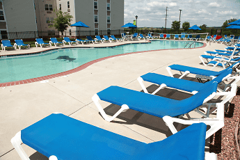 Pool, Lions Gate Apartments, 1