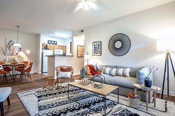 Living Room, Stoneridge Apartments, 0