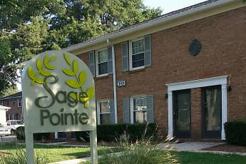 Community Signage, Sage Pointe Apartments/Sage Pointe Townhomes, 1