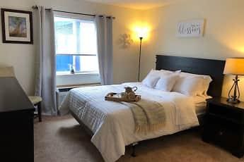 Bedroom, Prairie Landing Apartments, 0