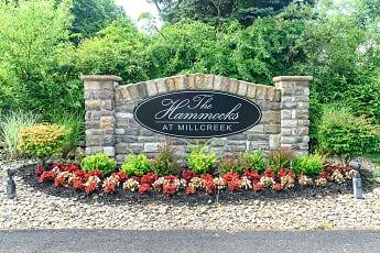 Community Signage, The Hammocks At Millcreek Apartments, 1