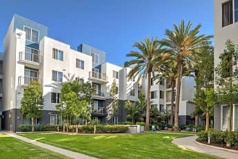 Building, Avalon Playa Vista, 2