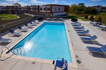 Pool, Uptown Ann Arbor, 2