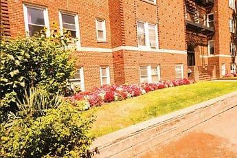 New Brunswick Arms Apartments, 1