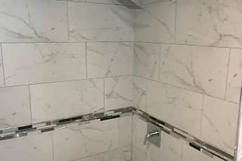 Bathroom, Wedgewood Apartments, 2