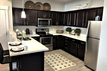 Kitchen, Meadows at American Fork, 1
