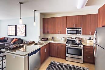 Kitchen, Avalon Bloomfield Station, 1