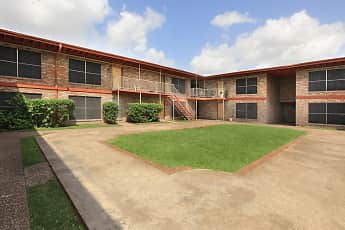 Building, La Casita Apartments, 1