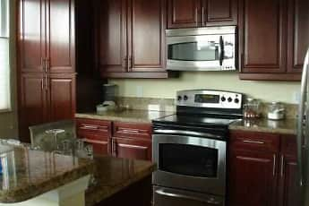 Kitchen, Boca Apartments, 0