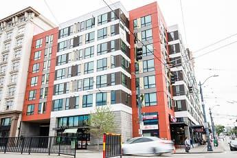 Building, Icon Apartments, 0