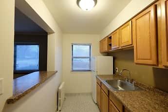 Kitchen, Carousel Flats, 1