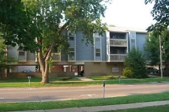 Building, Bailey Apartments, 1