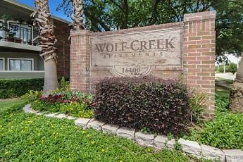 Community Signage, Wolf Creek, 2