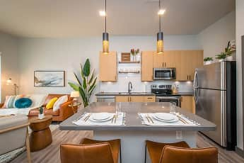 Kitchen, The Maddie Apartments, 1