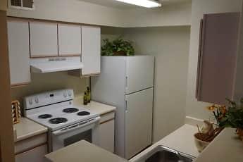 Kitchen, The Enclave, 1