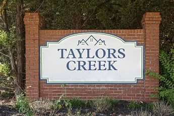 Community Signage, Taylors Creek Mobile Home Community, 2